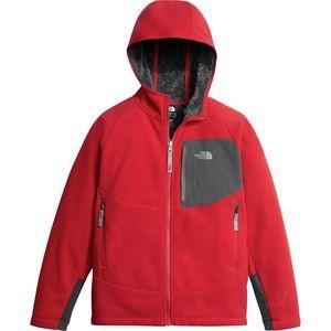 Chimborazo Fleece Hooded Jacket - Boys