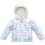 Mossbud Swirl Reversible Jacket - Toddler Girls