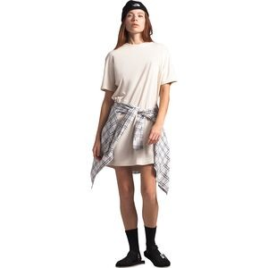 Woodside Hemp Tee Dress - Womens