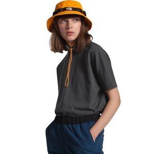 Woodside Hemp Short-Sleeve Top - Womens