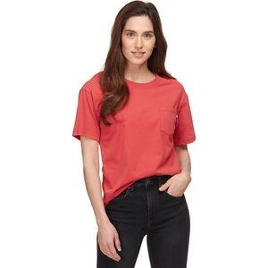 Relaxed Pocket Short-Sleeve T-Shirt - Womens