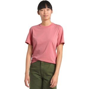 Marina Luxe Short-Sleeve Top - Womens