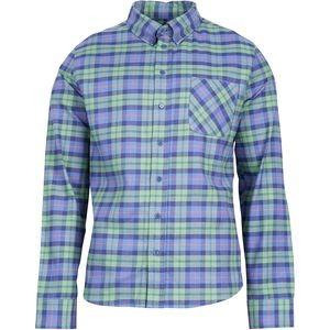 Pitchstone Plaid Button Down Shirt - Mens