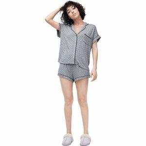 Amelia Knit Pajama Set - Womens