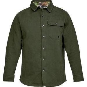 Buckshot Long-Sleeve Fleece Shirt - Mens