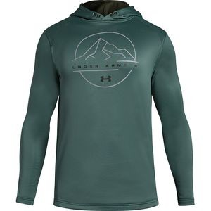 Tech Terry MTN Graphic Hoodie - Mens