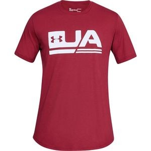 Sportstyle Short-Sleeve Drop Hem Shirt - Mens