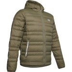 Armour Down Hooded Jacket - Mens