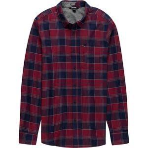 Caden Long-Sleeve Flannel Shirt - Mens