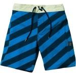 Stripey Elastic Board Short - Boys