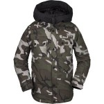 Neolithic Hooded Insulated Jacket - Boys