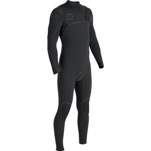 The North Seas 4/3 Chest Zip Long-Sleeve Wetsuit - Mens