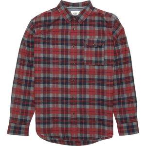 Central Coast Long-Sleeve Flannel Shirt - Mens