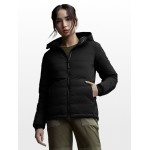 Camp Down Matte Finish Hoodie - Womens