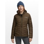 Titanium Snow Country Hooded Jacket - Womens