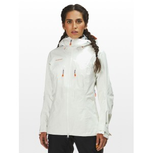 Nordwand Advanced HS Hooded Jacket - Womens