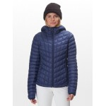 Featherless Hooded Insulated Jacket - Womens