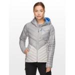 Illuminate Down Hooded Jacket - Womens