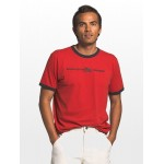 Short Sleeve Exploratory Ringer T-Shirt - Mens
