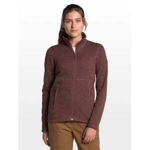 Crescent Full-Zip Fleece Jacket - Womens