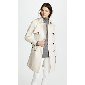 Matie Trench Coat