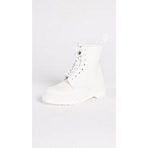 1460 Mono 8 Eye Boots
