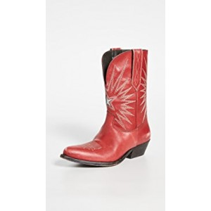 Wish Star Low Boots