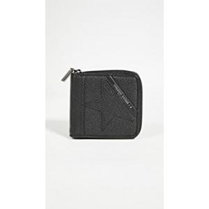 Star Medium Zip Wallet