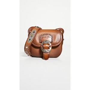Rodeo Texas Smooth Calfskin Shoulder Bag