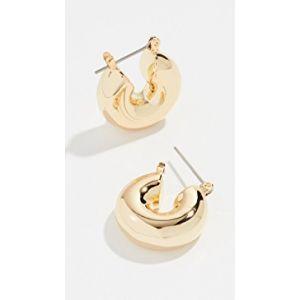 Mini Donut Hoop Earrings