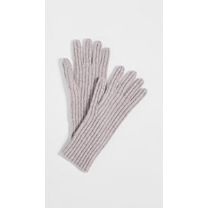 Touch Screen Ribbed Gloves