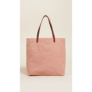 Heavy Canvas Transport Tote