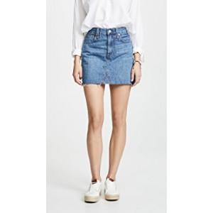 Denim Frisco Miniskirt