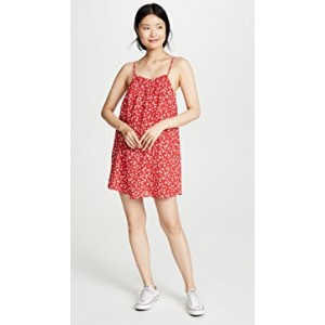 Top Ruffle Mini Dress