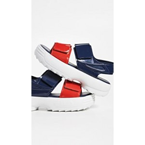 x Fila Sandals