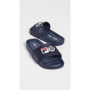 x Fila Slide Sandals