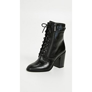 Rosario Lace Up Boots