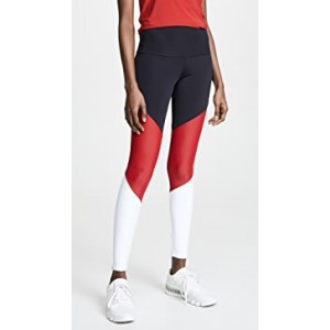 High Rise Track Leggings
