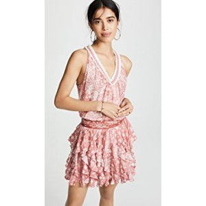 Ruffled Beline Dress