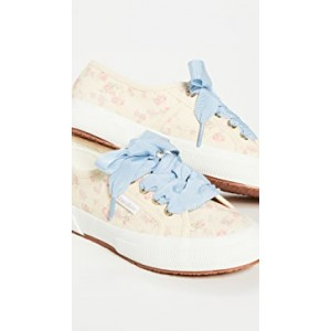 x LoveShackFancy 2750 Rosetta Floral Sneakers