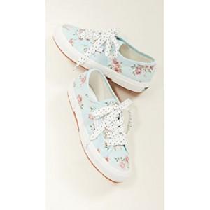 x LoveShackFancy 2750 Provence Floral Sneakers
