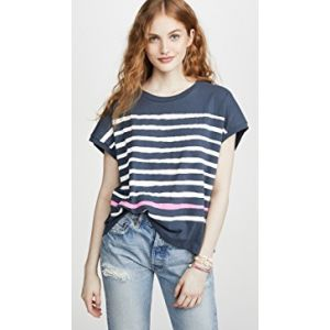 Brushed Stripes Tee