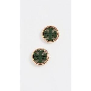 Miller Circle Stud Earrings