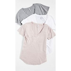 Triblend Pocket Tee 3 Pack