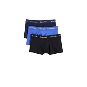 Cotton Stretch Low Rise Trunks