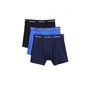 Cotton Stretch Boxer Briefs