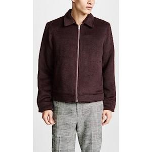 Brushed Short Jacket