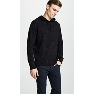 Cashmere Donegal Hoodie