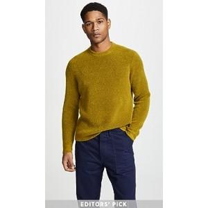 Boucle Crew Neck Sweater