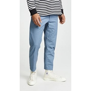Straggler Flooded Pants